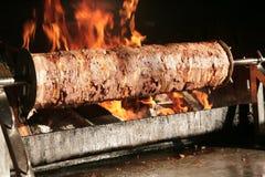 Kebab de Doner fotografía de archivo libre de regalías