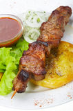 Kebab de Shish Image stock
