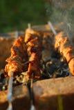 Kebab de Shish Imagens de Stock Royalty Free