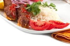 Kebab de Shish Foto de archivo