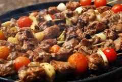 Kebab de Shish Foto de Stock Royalty Free