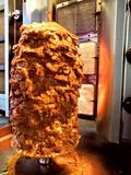 Kebab del doner de Chiken imagenes de archivo