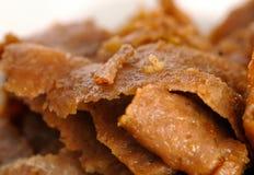 Kebab del montone Immagini Stock Libere da Diritti