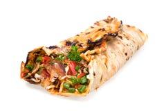 Kebab di Doner. Immagini Stock