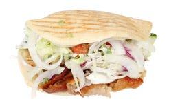 Kebab di Doner Fotografie Stock