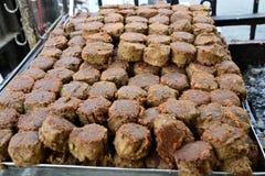 Kebab di Shami fotografia stock