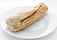 Kebab Durum Стоковое Изображение RF