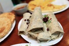 Kebab georgiano Imágenes de archivo libres de regalías