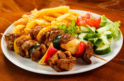 Kebab Stock Photos