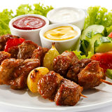 Kebab Royalty Free Stock Images