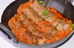 Kebab Masala Royalty Free Stock Photography