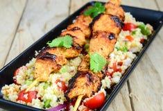Kebab meal Stock Photo