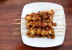 kebab piec shish Obraz Stock