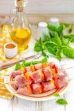 Kebab Stock Photography