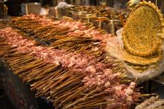 Kebab Shish, Китай Стоковое фото RF
