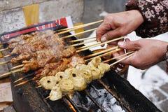 kebab shish Zdjęcie Royalty Free