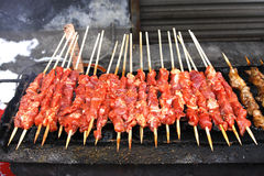 kebab shish zdjęcia stock