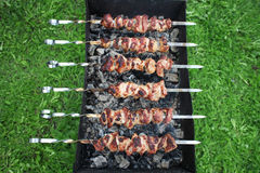 kebab shish Zdjęcia Royalty Free