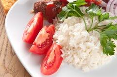 Kebab Shish стоковое фото