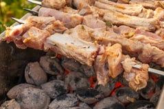 Kebab Shish Стоковая Фотография RF