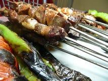 kebab shish Στοκ Φωτογραφία