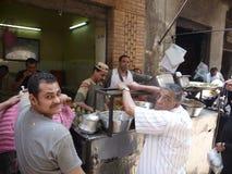 Kebab shop Royalty Free Stock Image