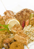 Kebab special Royalty Free Stock Photo