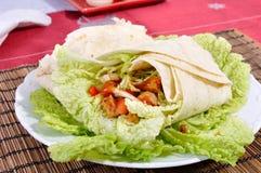 Kebab - traditional turkish food Royalty Free Stock Photo