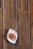 Kebab triturado da carne fotos de stock