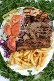 Kebab turc Photo stock
