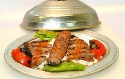 Kebab turco Foto de archivo