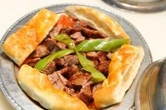Kebab turco Fotos de archivo