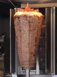Kebab turco dell'alimento immagini stock libere da diritti