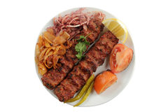 Kebab Royalty Free Stock Photo
