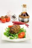Kebab van lam Royalty-vrije Stock Fotografie