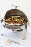 Kebab vegetal Foto de archivo libre de regalías