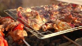 Kebab volles hd 1080 Video stock video footage