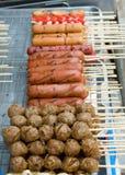 kebab wybór Zdjęcie Royalty Free