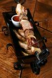 kebab ziemniaka Obraz Royalty Free