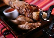 kebab ziemniaka Obrazy Royalty Free