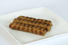 Kebabche royalty-vrije stock afbeelding