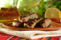 Kebabche Stock Images