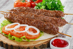 Kebaber Royaltyfri Bild