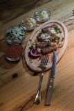 Kebabs - зажаренное мясо Стоковое Изображение RF