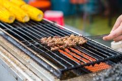 kebabs imagen de archivo libre de regalías