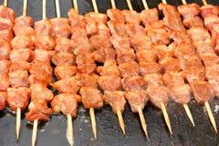 kebabs στοκ εικόνα