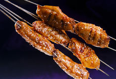 Kebabs Royalty Free Stock Photos