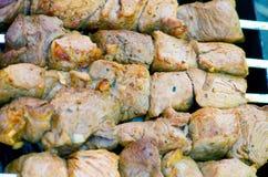 kebabs Fotografia Stock