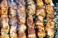 kebabs Immagine Stock