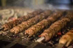kebabs Lizenzfreies Stockbild